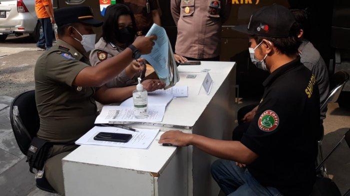 Terciduk Langgar PPKM Darurat, Dua Resto Dan Cafe di Bogor Kena Denda