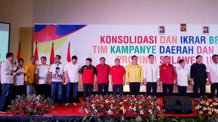 Malam Ini, Giliran TKN-TKD yang Akan Bertemu Jokowi di Istana Bogor