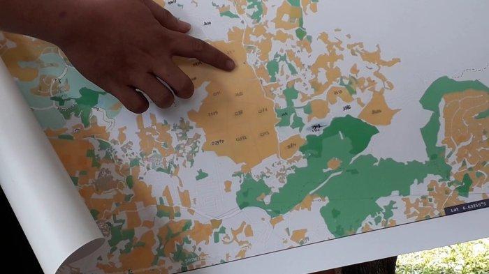 Pertanyakan SHGB Sentul City, Tim Kuasa Hukum Sampai Bawa Peta ke Kantor BPN