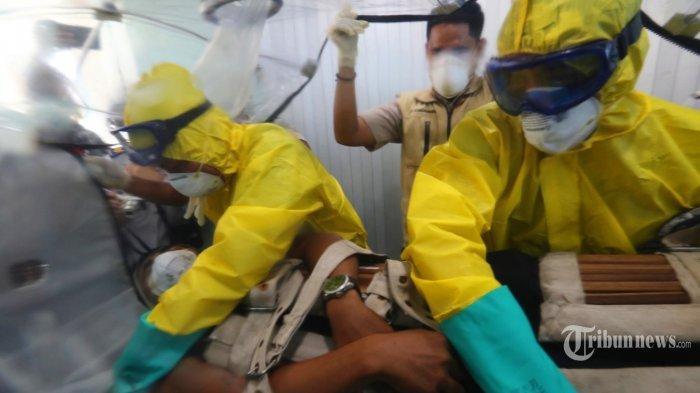 Kronologi 2 Warga Depok Terinfeksi Virus Corona, Rumah Korban Ikut Diisolasi
