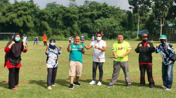 Tim Monitoring III KONI Kabupaten Bogor Berharap Cabor Gateball Raih Emas di Porprov Jabar 2022