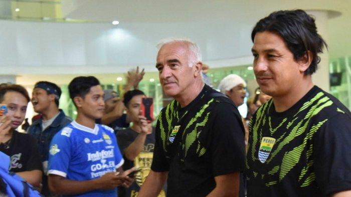 Dihukum PSSI, Persib Bandung Pilih 2 Stadion Ini untuk Home Base, Mario Gomez : Selain Itu Tidak Mau