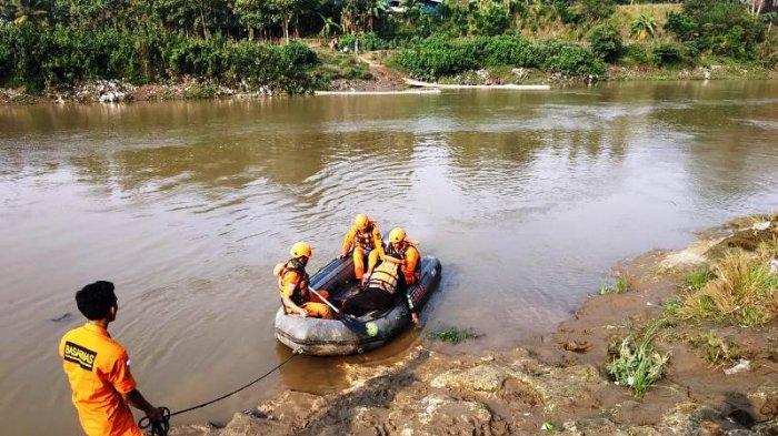 Dua Hari Menghilang di Sungai Cisadane Bogor, Tubuh Kakek Berusia 60 Tahun Ditemukan di Tangerang