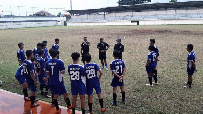 Tim Sepak Bola Kota Depok Masih Mencari Pemain Unggul Untuk Ikut Bertarung di Porprov XIV Jabar
