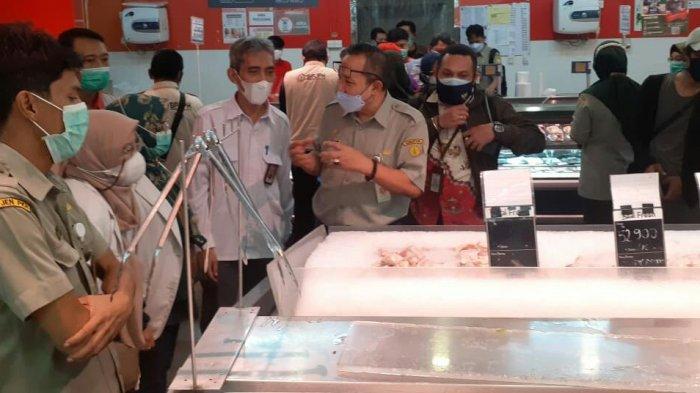 Stok Produk Daging Berkualitas di Kota Bogor Dipastikan Aman