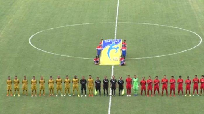 SEDANG BERLANGSUNG! Live Streaming Timnas U-22 Indonesia vs Bhayangkara FC via PSSI TV (PSSI.org)
