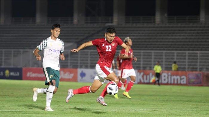 Menang dari Persikabo 1973, Shin Tae-yong Sebut Timnas Indonesia U-23 Masih Belum Maksimal