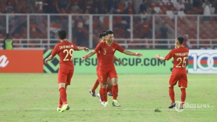 Jelang Lawan Thailand di Piala AFF 2018, Rizky Pora Belajar dari Final Piala AFF 2016