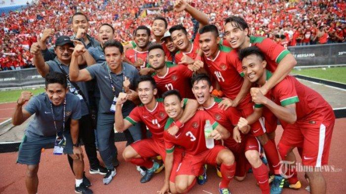 Indonesia Hadapi Myanmar Nanti Sore, Ini Jadwal Pertandingannya