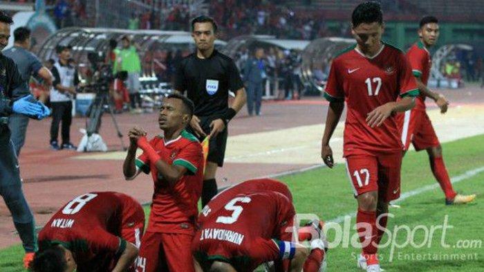 Tundukan Thailnad Dengan Skor 2-1, Timnas Indonesia Tempati Podium 3 Piala AFF 2018