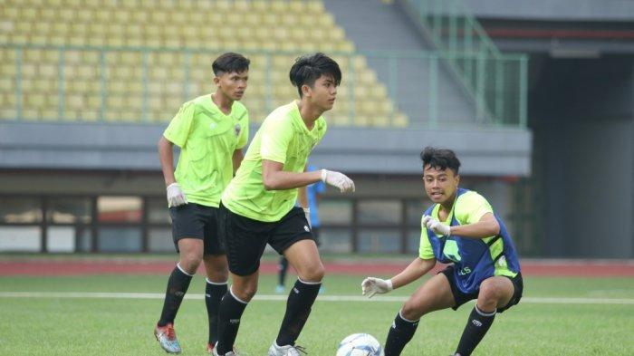 Jelang Laga Uji Coba, Coach Bima Sakti Genjot Fisik Pemain Timnas U-16