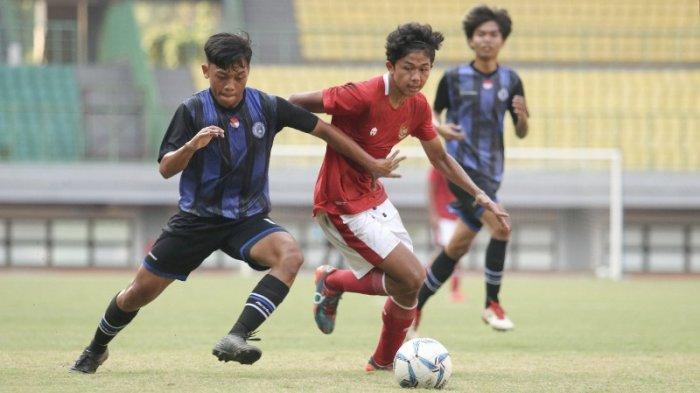 Jelang Laga Uji Coba, Ini Harapan Bima Sakti untuk Tim Lokal yang Jadi Lawan Timnas U-16 Indonesia