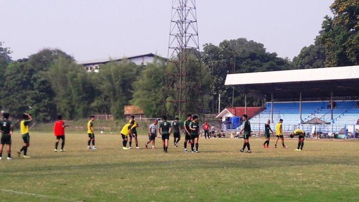 Latihan Perdana, Pemain Timnas U-19 Indonesia Pakai Jersey dari Warrix