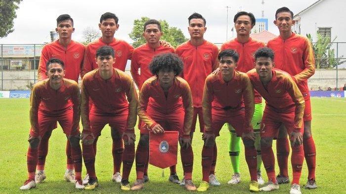 Susunan Pemain Timnas U-19 Indonesia Vs Hong Kong, Tonton di Sini Live Streaming Laga Garuda Muda