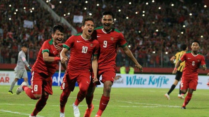 Jadwal Piala AFF 2018 - Timnas Indonesia ke Kandang Singa Di Laga Perdana