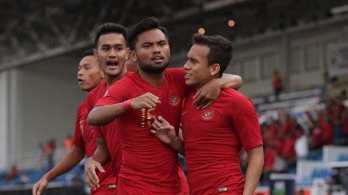 Timnas U-23 Indonesia Vs Vietnam SEA Games 2019, M Rafli dan Firza Andika Diragukan Tampil