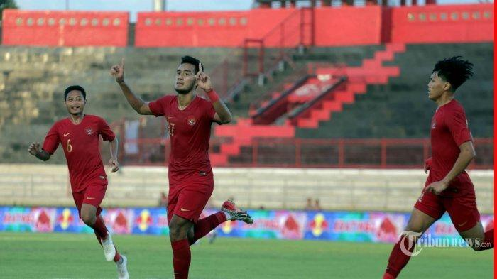 Live Streaming RCTI Timnas U-23 Indonesia Vs Brunei Darrusalam SEA Games 2019, Tonton di HP
