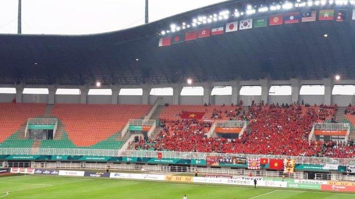 Libas Vietnam 3 - 1, Korea Selatan Pastikan Tiket Ke Babak Final Sepak Bola Asian Games 2018