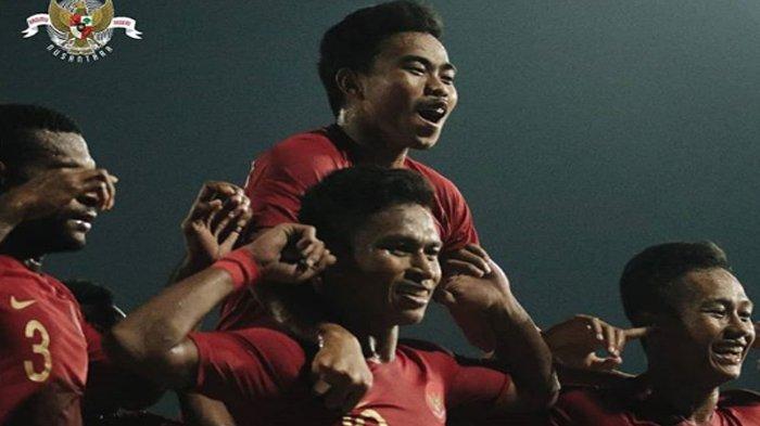 SEDANG BERLANGSUNG Babak Kedua Timnas U-23 Indonesia vs Vietnam, Skor Sementara 1-0