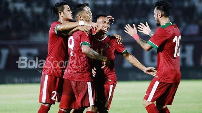 Live Streaming Timnas U-23 Indonesia Vs Hong Kong di SCTV - Laga Krusial Squad Garuda