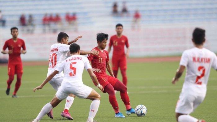 Timnas U-23 Indonesia Sukses Tekuk Myanmar, Catat Jadwal Garuda di Final SEA Games 2019