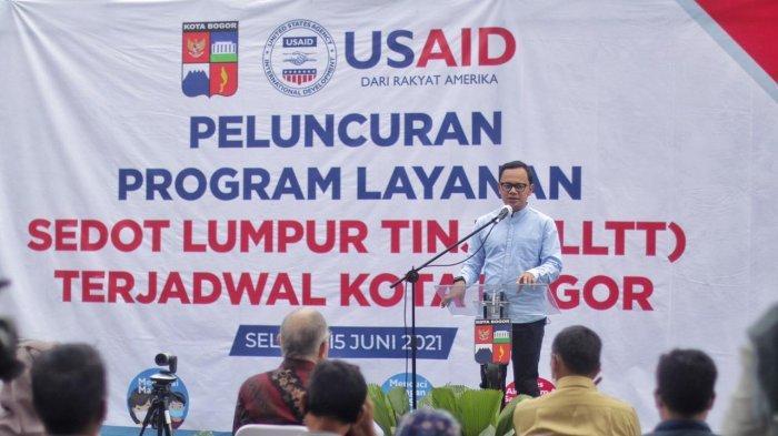 Tingkatkan Kualitas Hidup Warga, Bima Arya Launching Program LLTT