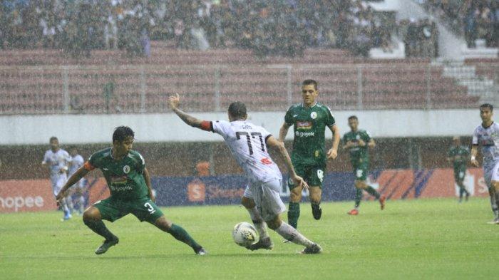 Persikabo Bogor Dihuni 95 Persen Pemain Lokal
