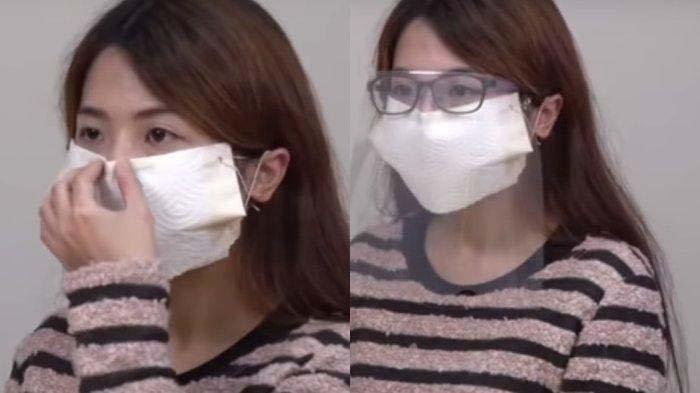 Praktis dan Mudah Dilakukan, Begini Cara Membuat Masker Sederhana dari Tisu Dapur