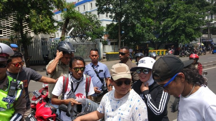 Ini Dia Polisi yang Berani Tilang Kapolri Di Sarinah, Lihat 5 Fotonya Jadi Pengen Ditilang Juga