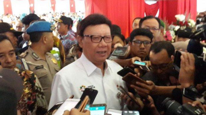 Tjahjo Kumolo : KPPS-nya Sama, Saksinya Sama, Kok Hasil Pilpres dan Pileg Dibedakan ?