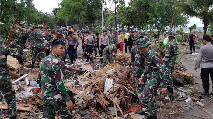 Para Korban Tsunami Banten Asal Bogor Dikabarkan Akan Dibawa Ke RSUD Ciawi Malam Ini