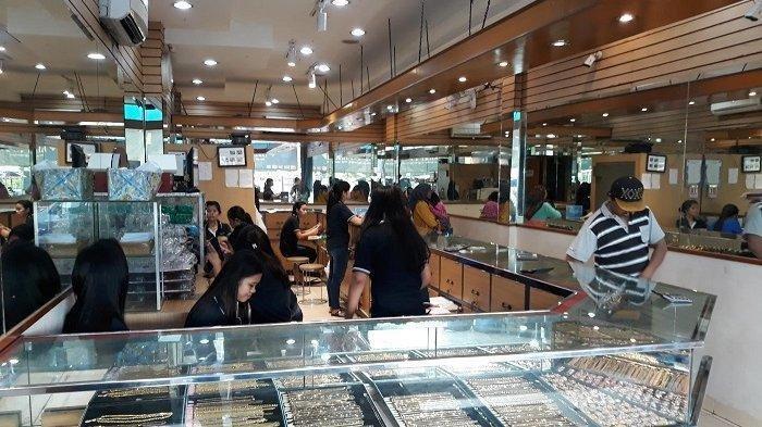 Pasca Terjadi Perampokan di Toko Emas, Polisi Perketat Pengamanan Pasar Balaraja