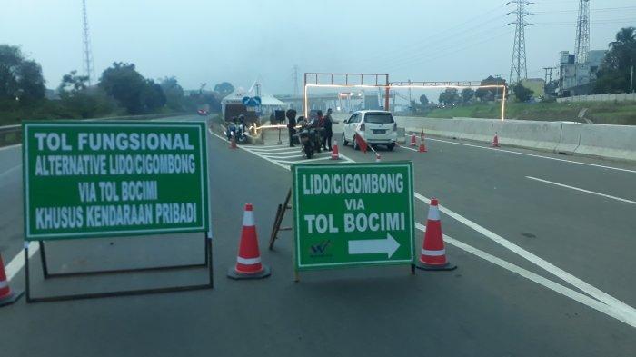 Ada Perlintasan Kereta Tanpa Palang di Jalur Mudik Tol Bocimi Seksi 1, Kapolda Pastikan Aman