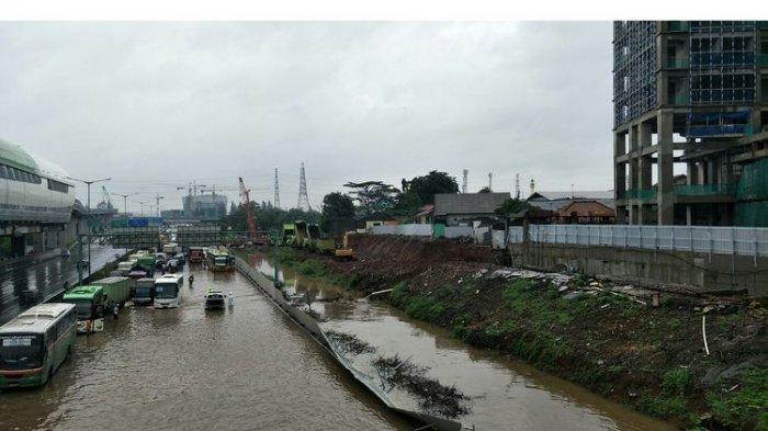 Daftar Jalan Tol yang Terendam Banjir Hari Ini
