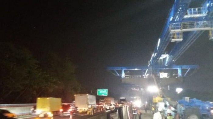 Jasamarga Akan Lakukan Perbaikan Jalan Tol Cikampek, Dimulai Malam Ini Pukul 22.00 WIB