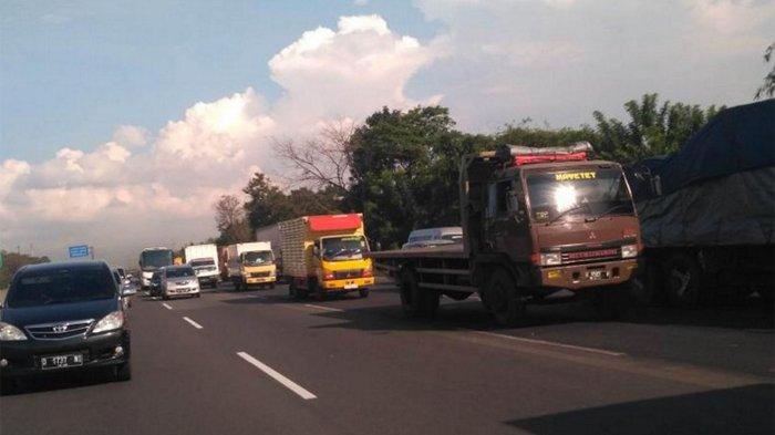 Tol Jakarta-Cikampek Akhir Pekan Ini Ramai Lancar