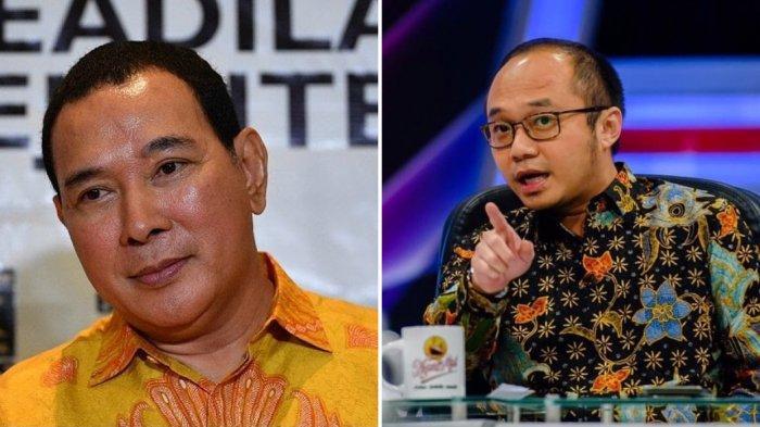 Tommy Soeharto Sebut Pemilu 2019 Memprihatinkan, Yunarto: Karena Zaman Saya Pemenang Satu Orang Saja