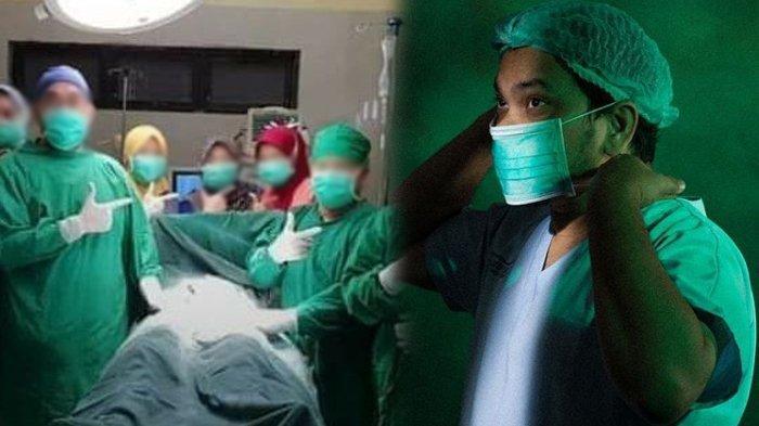 Viral Foto Dokter Berpose Dua Jari Sebelum Operasi, Tompi Bongkar Fakta Lain : Jangan Buruk Sangka