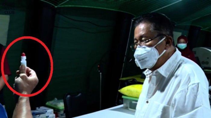 Tomy Winata ungkap penyebab rapid test di Indonesia tak akurat