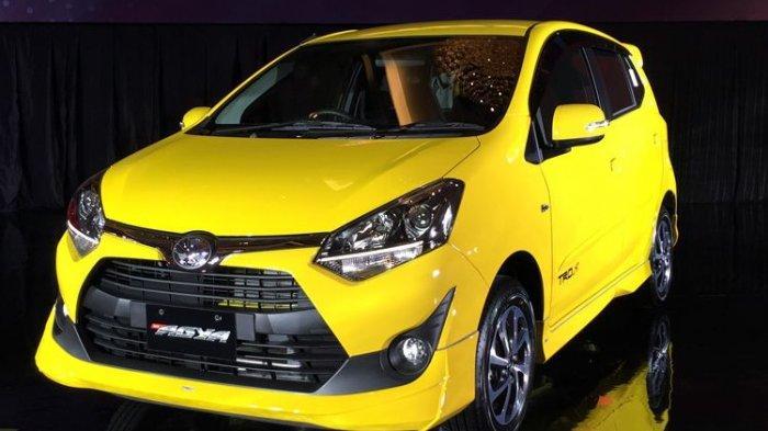 Daftar Harga Mobil Murah Bekas di Balai Lelang, Toyota Agya Cuma Rp 48 Juta