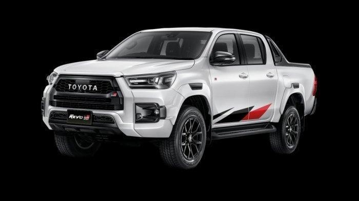 Tampang Sangar Toyota Hilux GR Sport,Cek Harganya di Sini!