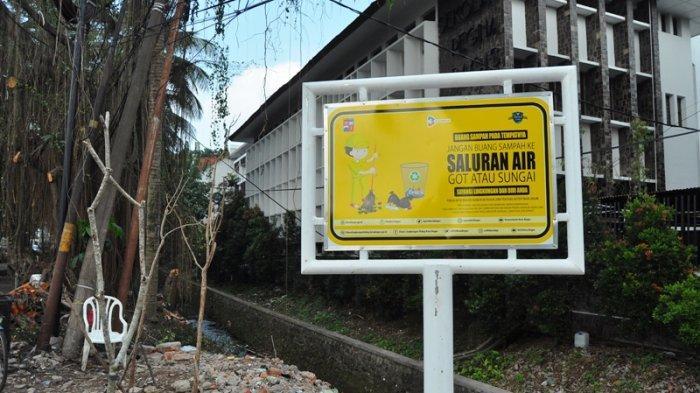TPS Sampah Seberang Pintu Istana Bogor Jadi Jalur Hijau, DLH Buat Transit Container