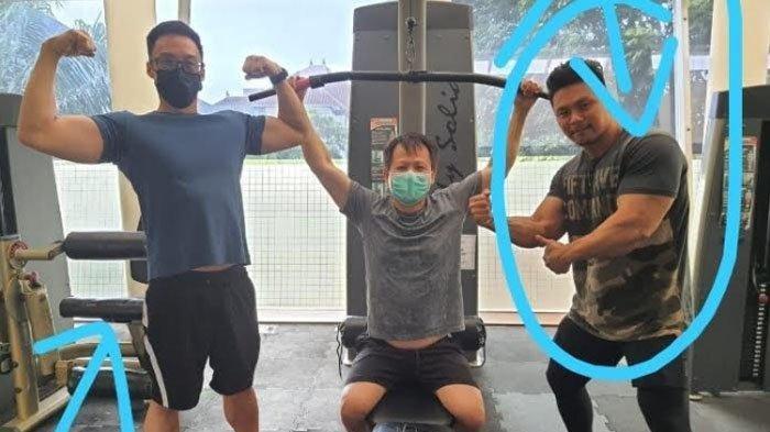 Trainer Gym di Surabaya Tusuk Member hingga Tewas, Dendam Dibully Bukan Lelaki Jantan