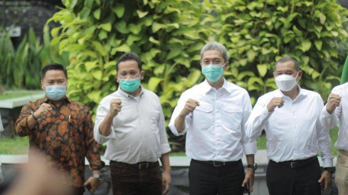 Pembangunan Transit Oriented Development (TOD) Terminal Baranangsiang mulai dibahas kembali Pemerintah Kota (Pemkot) Bogor bersama sejumlah pihak