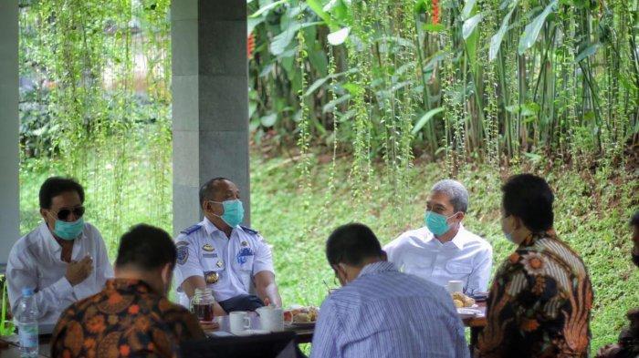 Sempat Vacum, Pembangunan TOD Terminal Baranangsiang Terintegrasi LRT ke Kota Bogor Dibahas Lagi