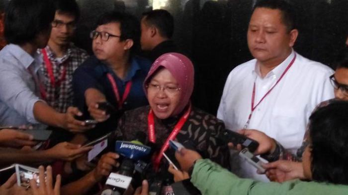 Masih Jadi Wali Kota Surabaya, Mensos Risma Didesak Mundur dari Salah Satu Jabatan