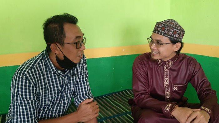 Tribunnews.com bersilaturahmi ke dua Pondok Pesantren (Ponpes) yang ada di wilayah Kecamatan Bojonggede, Kabupaten Bogor, Rabu (12/5/2021).
