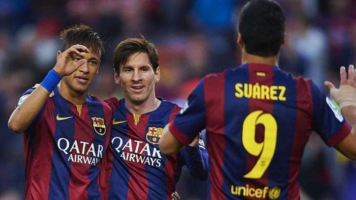 Jadwal Babak 16 Besar Liga Champions - Messi Barcelona vs Neymar PSG Saling 'Bunuh' di Laga Pembuka
