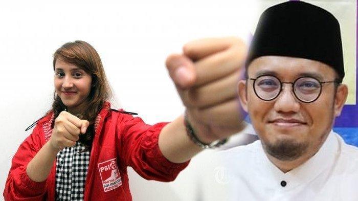 Disindir Jadi Karyawan Politik Bohir Hitam, Tsamara Amany Tantang Dahnil Anzar: Siapa ya Mas?