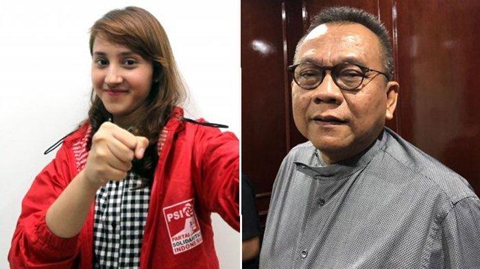 PSI Tolak Pin Emas DPRD DKI Jakarta, M Taufik Sebut Cari Sensasi : Genit Aja Namanya Partai Baru
